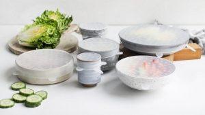 Reusable food covers